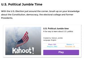 political-jumble